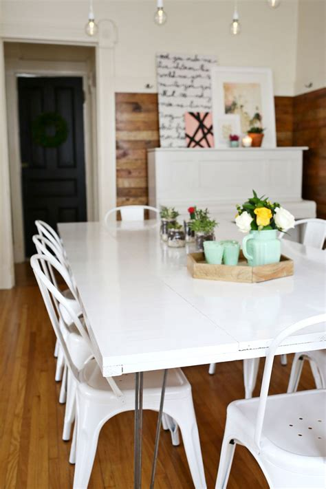 How To Paint Dining Table Tips For Painting A Dining Room Table A Beautiful Mess