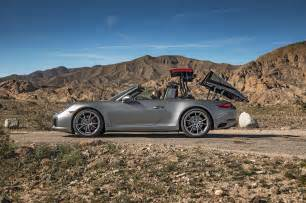 Porsche 911 Targa 2017 Porsche 911 Targa 4s Test Review Circle