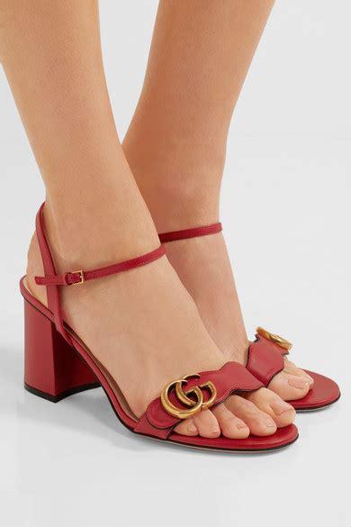 Tas Gucci Marmont Pearl 678 Seprem gucci marmont logo embellished leather sandals net a porter