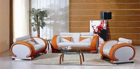 orange white leather sofa 33 leather sofas
