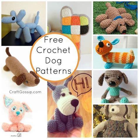 free crochet puppy pattern crochet patterns crochet