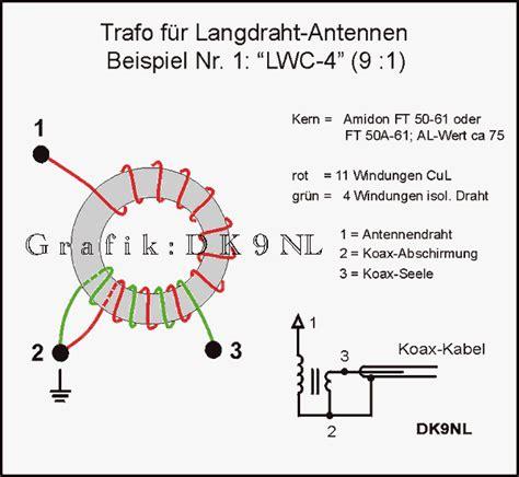 Dangu 1 9 End трансформаторы балуны 1 9 согласующие устройства антенные тюнеры схемы радиолюбителю ra1ohx