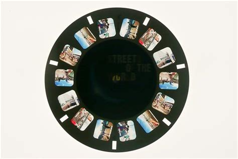 Custom Viewmaster Slides View Master Reel Template