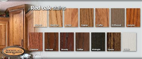 Red Oak Cabinet Stain Colors Would You Dilute The Stain