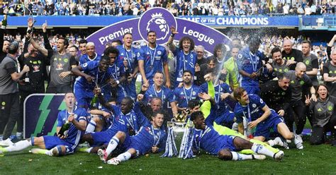chelsea premier league chelsea win premier league title in style kapital radio