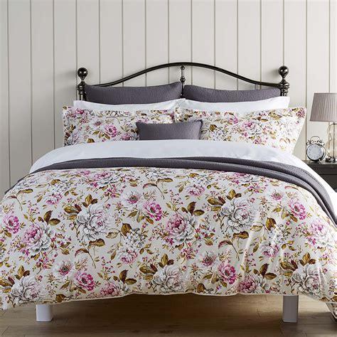 classic bed linen classic duvet set magenta king