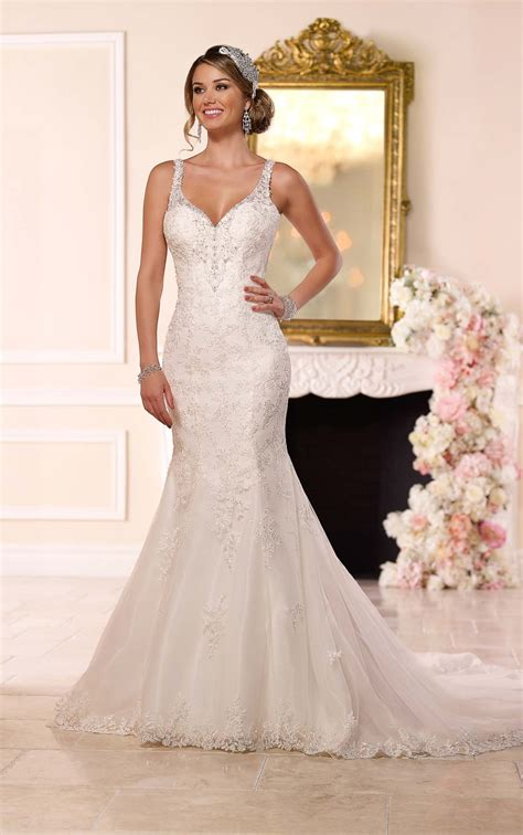 wedding dresses lace wedding gown stella york