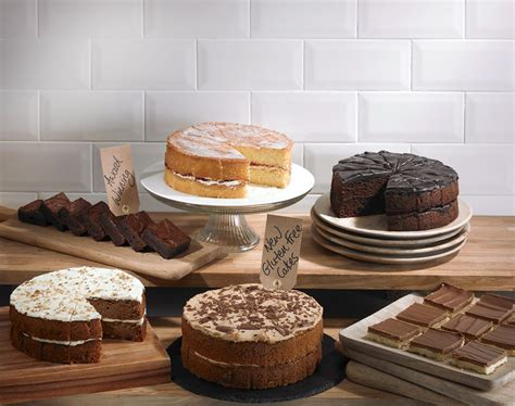 The Handmade Cake Company - handmade cake co country range
