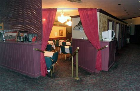 silver slipper tallahassee florida memory interior view showing the dining
