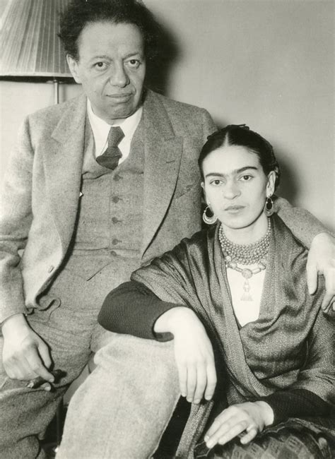 Movie House Modernist by Frida Kahlo And Diego Rivera Art Gallery Nsw
