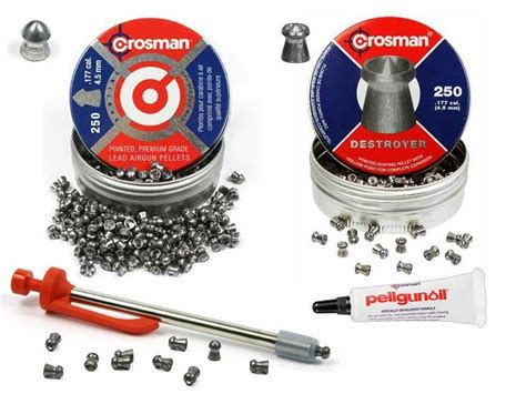 Pellet Loader 177 Caliber crosman pellet kit 177 caliber airgun pellets