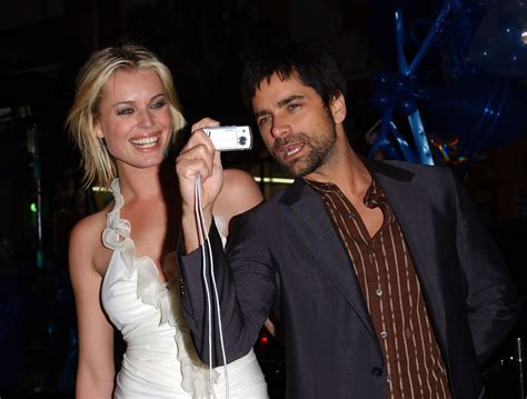 john stamos with wives john stamos and rebecca romijn stamos photos photos x2