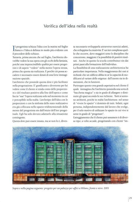 Aprire Uno Studio Di Architettura by 11 Verifica Dell Idea Nella Realt 224 Studio Di