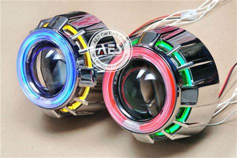 Projector Aes sale aes g1 bi xenon projector lens kit for h4 h7