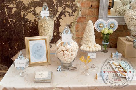 first communion party table ideas