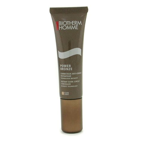 Biotherm Homme Power Bronze by Homme Power Bronze Instant Circle Concealer Light