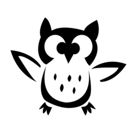 owl pumpkin carving patterns printable owl stencil free stencil gallery