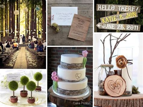 Nature Themed Wedding Decorations by Lovely Nature Theme Wedding Ideas Wedding