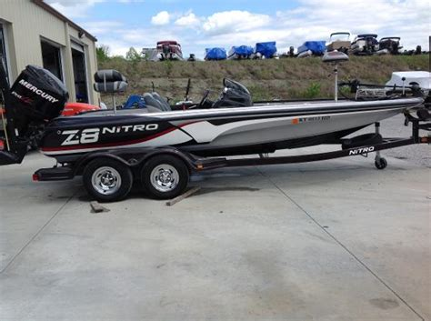 nitro sport boats for sale craigslist nitro new and used boats for sale in ky