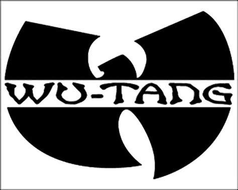 Guitar Home Decor wu tang clan logo sticker