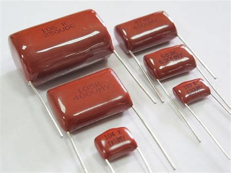 metallized polyester capacitor uses metallized polyester capacitor