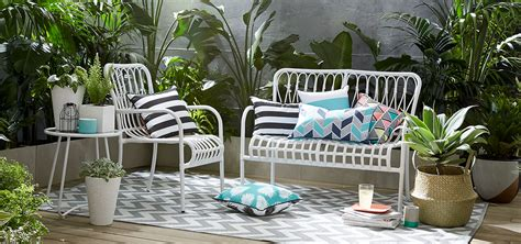 Kmart Outdoor Furniture Interesting Patio Chair Cushions Kmart Wicker Patio Furniture