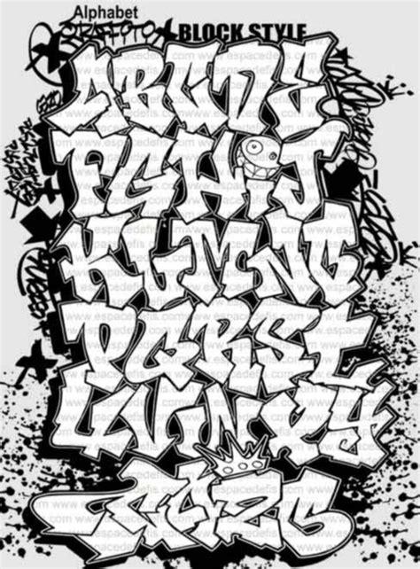 Tattoo Alphabet Graffiti | graffiti letter tattoo designs graffiti letters alphabet