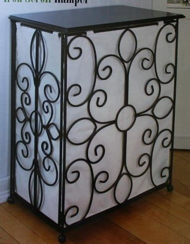Mesa Wrought Iron Scroll Her By Mesa Http Www Amazon Wrought Iron Laundry
