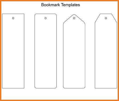 bookmark template publisher art resume skills