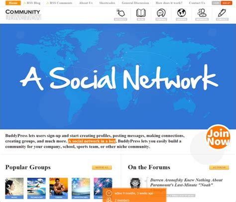 wordpress themes free social network free themes for wordpress blogs download quality and