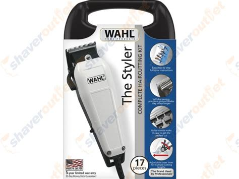 shaveroutlet hair clippers trimmers mens grooming shaveroutlet com shaveroutlet com wahl styler 17 piece