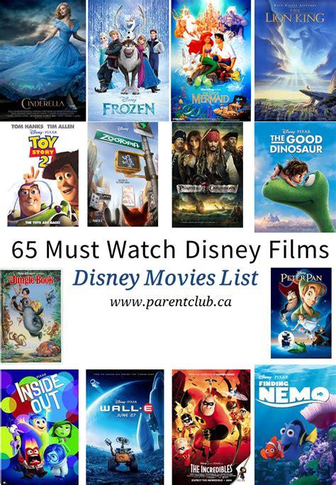 film disney it 65 must watch disney films disney movies list