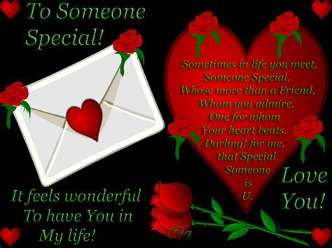 Birthday Quotes To Someone You Love Quotes To Someone Special Quotesgram