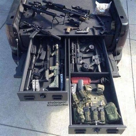 truck bed safe truck bed lockers bug in bug out transport pinterest
