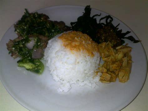 Makanan Ikan Cupang Nasi 5 makanan istimewa anak kost saat akhir bulan pernah