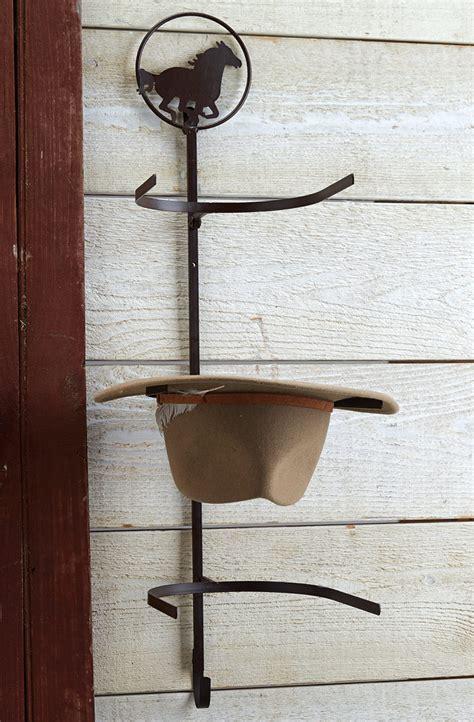 Door Hat Rack by The Door Cowboy Hat Rack