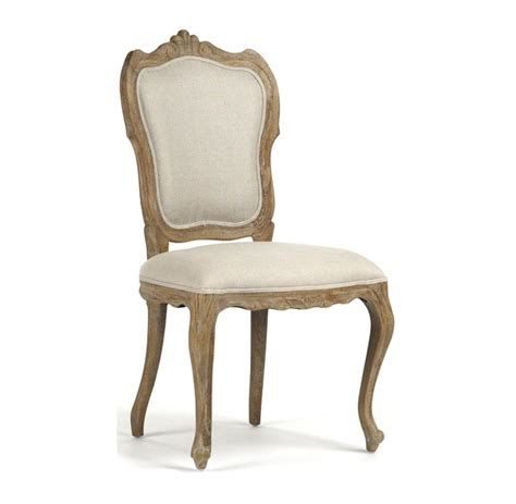 margaux country carved shield back dining chair