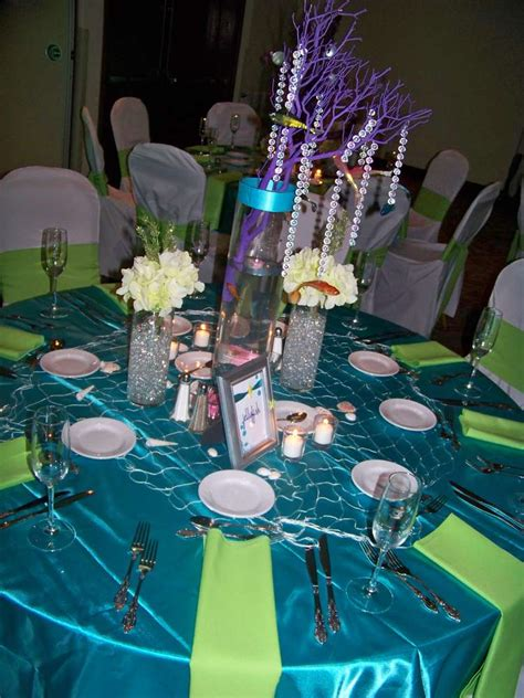 under the sea beach quincea 241 era party ideas photo 9 of