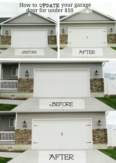 Define Garage 17 Best Ideas About Garage Door Makeover On