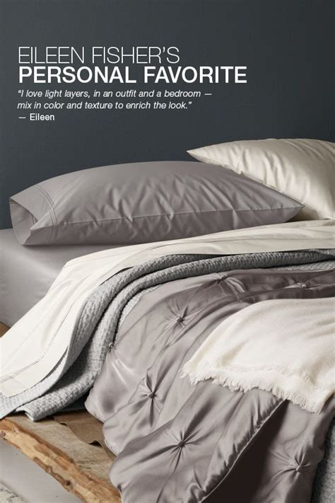 eileen fisher bedding eileen fisher home at garnet hill eileen fisher home