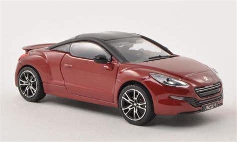 peugeot rcz black peugeot rcz r matt black 2013 norev diecast model car