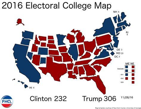 2016 electoral map predictions 1 frontloading hq