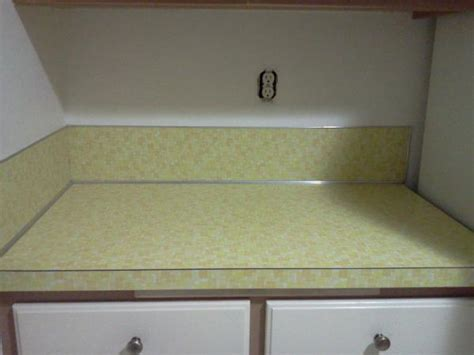 How To Re Laminate A Countertop by Ecofrugal Living Best Budget Decor Part 2