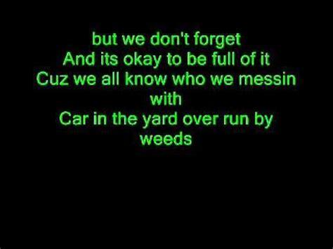 rehab welcome home lyrics