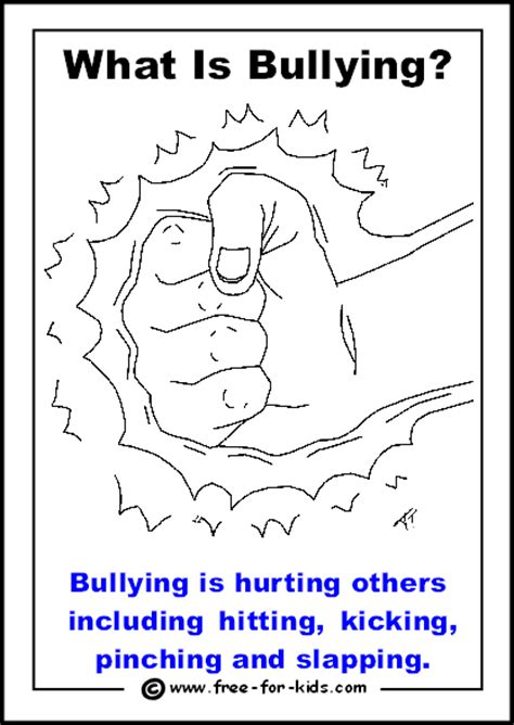 beautiful anti bullying coloring pages gallery style and