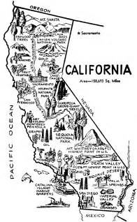 california map clip clipart best