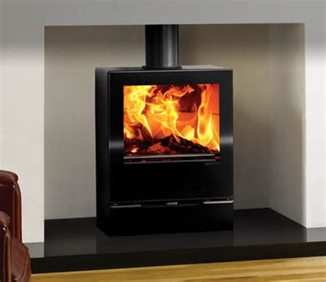 Designers Kitchens by Stovax Riva Vision Wood Burning Amp Multifuel Stove Buy