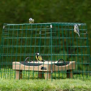 ground protector narrow mesh rspb bird table guardians