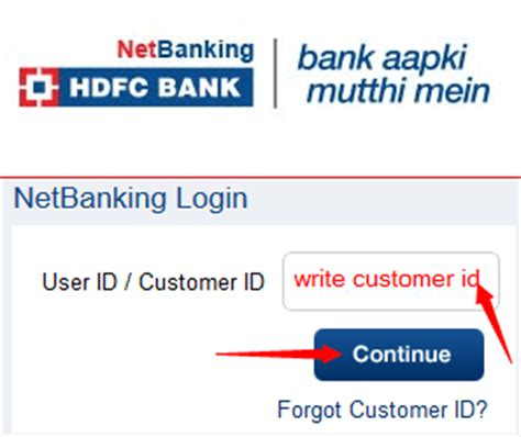 hdfc bank netbaning how to activate and use banking