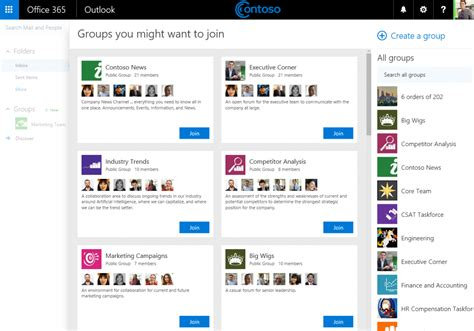 office 365 planner and office 365 groups combine to new office 365 groups ui enhancements